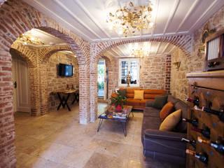 King Aegeus Otel EMBA Mimarlik Akdeniz Oteller