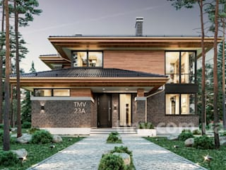 TMV 23A by TMV Architecture company