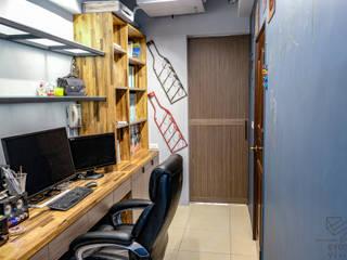 住宅空間-高雄-鳳頂路 根據 雄邑室內設計裝修 工業風