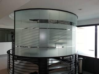 Canceleria Interior Estudios y despachos modernos de IDACSA Moderno