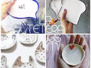 Ceramica Creativa de LA TETERA Rústico