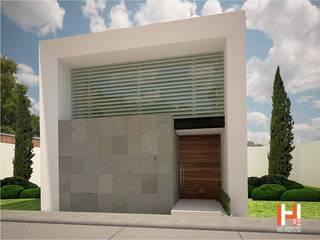 HHRG ARQUITECTOS Single family home