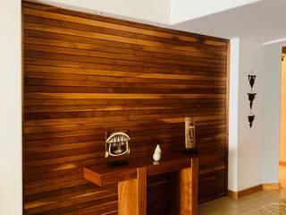 Galeria de la duela La galería de la duela Casas clásicas Madera Acabado en madera