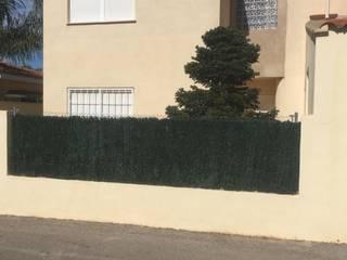 Modificación de muros exteriores. Riba-Roja de Turia. provincia de Valencia. de CONREFMAN