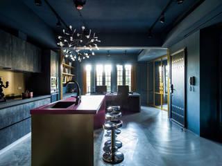 藝鏡 根據 奇拓室內裝修設計有限公司 隨意取材風