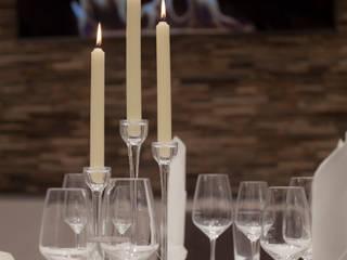 raum in form - Innenarchitektur & Architektur Gastronomie moderne Beige