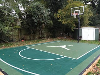 by Game Courts UK Modern