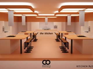 KITCHEN RESTAURANT CO-Design 25°