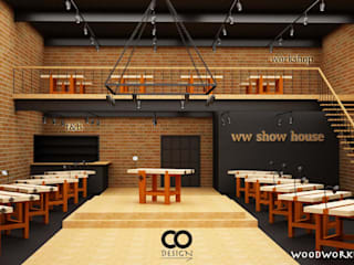 WOODWORKING SHOW HOUSE CO-Design 25°
