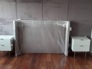 Cabecera Lino de ACY Diseños & Muebles Moderno