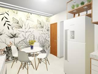 Igor Cunha Arquitetura Modern kitchen