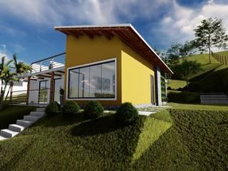 Igor Cunha Arquitetura Modern houses