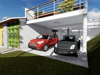 Igor Cunha Arquitetura Modern home