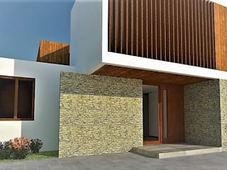Martin Rojas Arquitectos Asoc. Rumah tinggal