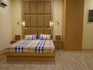 Streamside Duranta Modern style bedroom by Vitrag Group Modern