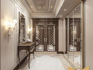 Luxury Wooden Doors in Dubai by Luxury Antonovich Design