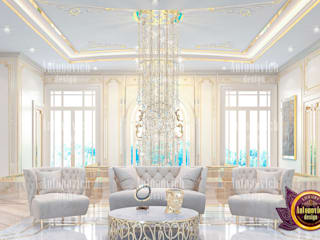 How To Create the Perfect Living Room by Luxury Antonovich Design
