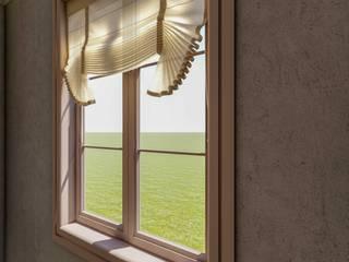 Çocuk Odası Tasarımı Klasik Pencere & Kapılar Yeşil Aks Mimarlık Klasik