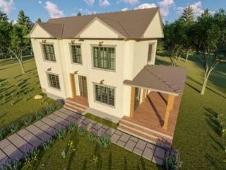 Mimari Villa Projesi Yeşil Aks Mimarlık Kırsal/Country