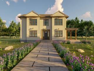 Mimari Villa Projesi Kırsal Evler Yeşil Aks Mimarlık Kırsal/Country