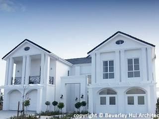Mediterranean style house by Beverley Hui Architects Mediterranean