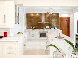 Deborah Garth Interior Design International (Pty)Ltd Modern Kitchen