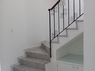 MKVidrio Stairs Glass Transparent