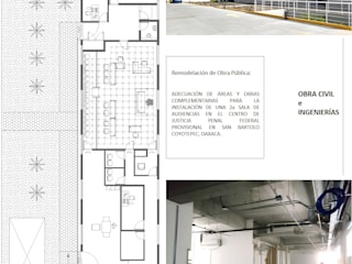 by Scale Arquitectos Industrial