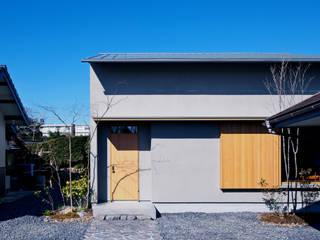 山崎の家 の 横山浩之建築設計事務所 ミニマル