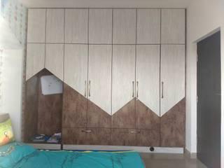 Minimalist Yatak Odası TAPSHAM ARCHITECTS Minimalist