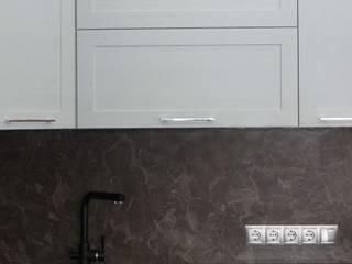 Причесанный лофт Кухня в стиле лофт от Надежда Кокшарова Лофт