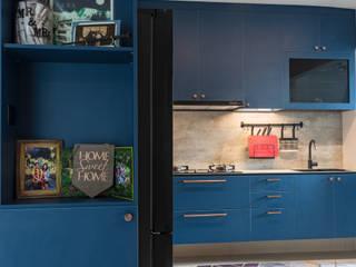 Chapter 3 Interior Design Cucina eclettica