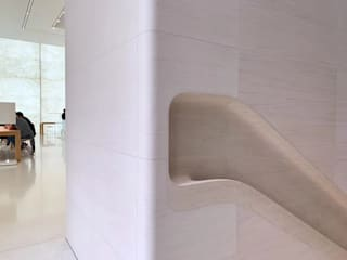 Apple Store - Macau Lojas e Espaços comerciais industriais por Mocamar Limestone Industrial