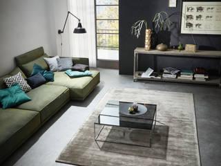 Teppich Teppichboden Zweiffel Einrichtung GmbH im stilwerk Wände & BodenTeppiche und Läufer Grau
