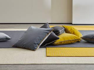 Teppich Teppichboden Zweiffel Einrichtung GmbH im stilwerk Wände & BodenTeppiche und Läufer Wolle Gelb