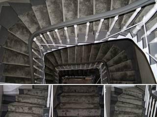 Teppich Teppichboden Zweiffel Einrichtung GmbH im stilwerk Klassischer Flur, Diele & Treppenhaus Grau