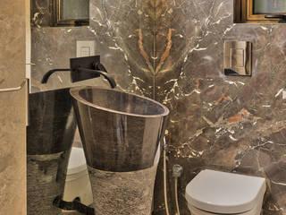 Inscape Designers Baños de estilo moderno