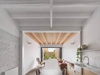 Vallribera Arquitectes ห้องทานข้าว