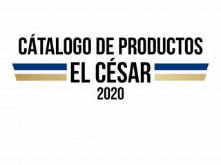 modern  by EL CÉSAR DISEÑO EN ACABADOS Y DECORACIÓN, Modern