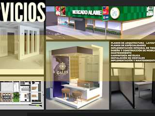 by ENOLART ARQUITECTURA COMERCIAL
