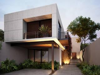 Casa SM Casas modernas de Maquita Arquitectos Moderno