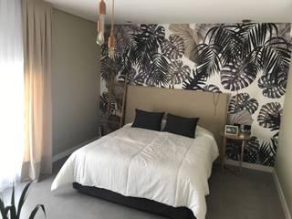 Proyecto Castaños Dormitorios rústicos de BERTAS Rústico