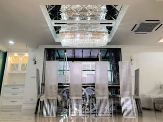 Valdus Conception Co., Ltd. Interior landscaping White