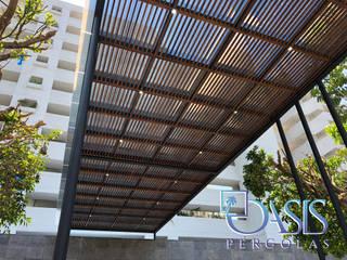 Oasis Pérgolas Terrace house