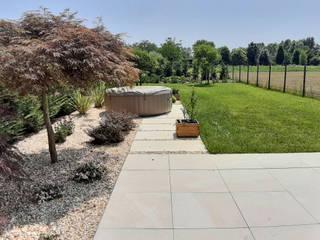 Mattia Boldrin Garden Design Pavimentos Azulejo Bege