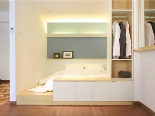 1+1 Apartment Oleh Arkitekt Studio Skandinavia
