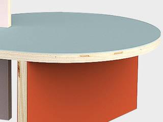 Side table Berlin van Cartoni Design