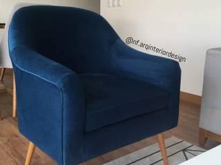 Muebles de Diseño de NF Diseño de Interiores Moderno