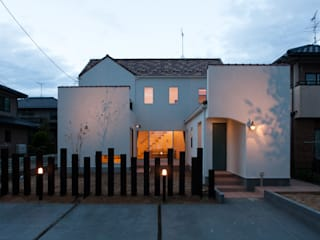 南矢野目の家 の オルタナティブデザインスタジオ 北欧