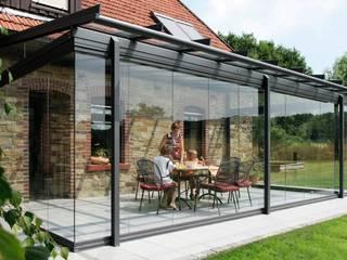 Cam Çatılı Kış Bahçesi Sistemleri Fakro Çatı Penceresi